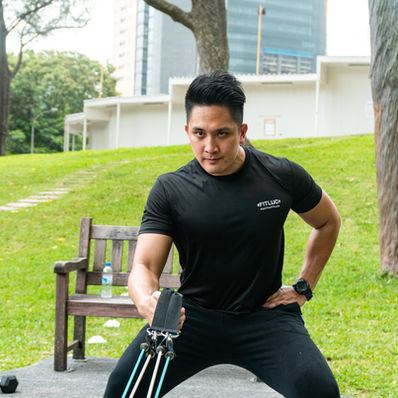 Personal Trainer - Lucas Lim