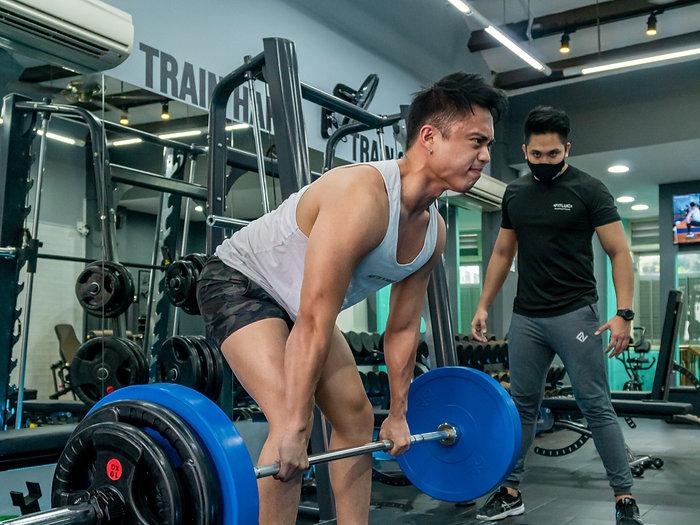 Personal Training Service - Bulking & Mass Gain