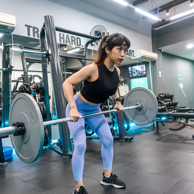Personal Trainer - Eunsang