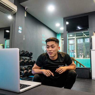 Personal Trainer - Lim Ming Tao