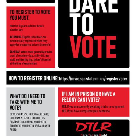 Dare To Vote Detroit