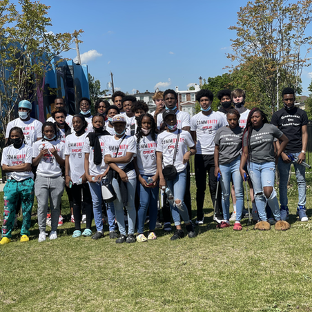 Refresh- Monthly Community Cleanups