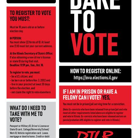 Dare To Vote Chicago