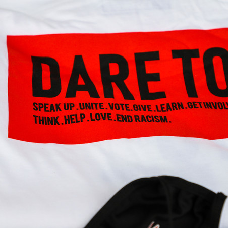 Dare To Vote: National Voter Registration Week Long Activations