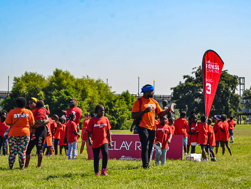 New Balance Fit Youth Event