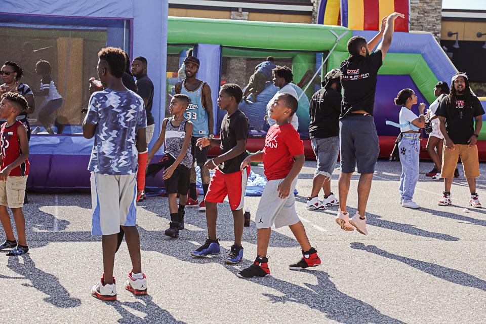 Langley Square Community Fair