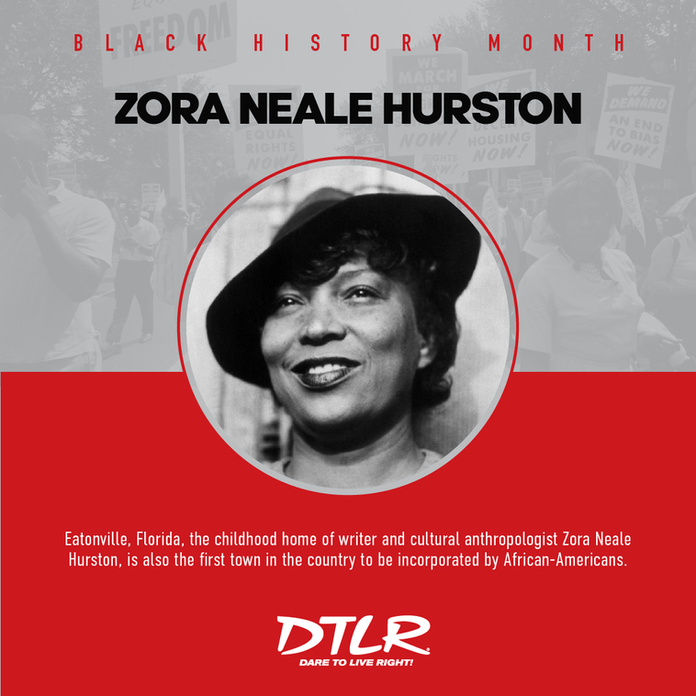 BLACK HISTORY MONTH: DID YOU KNOW??!!