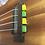 Thumbnail: Ukulele Strings Beads Guitar String Tie for Nylon Strings Ukuleles - Mix & Match