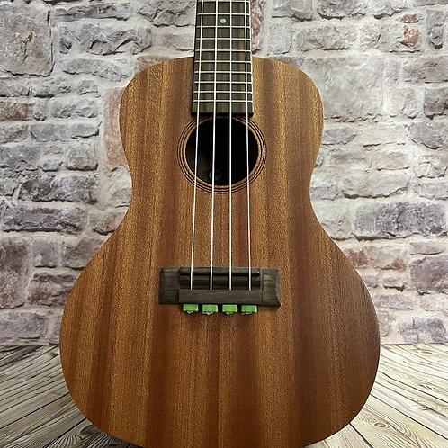 Green Ukulele Strings Beads Guitar String Tie for Nylon Strings Ukuleles