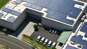 Commercial and Industrial Solar Panel Installations