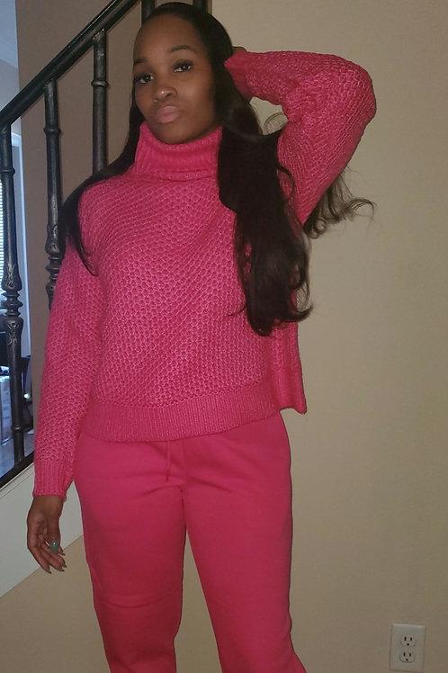 """""""Kamala"""" (Hot Pink)"""