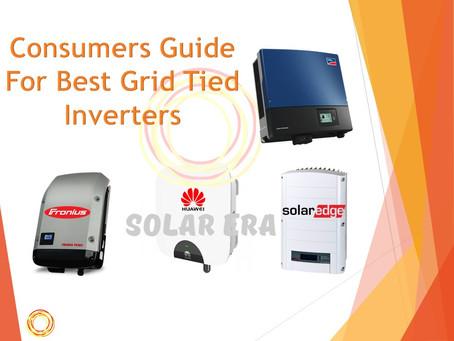 String Inverters, Microinverters or Power Optimisers