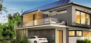 Solar Panels to Charge an Electric Car