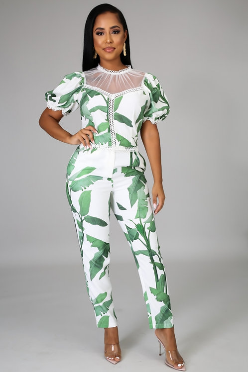 Easy Vibe Pant Suit