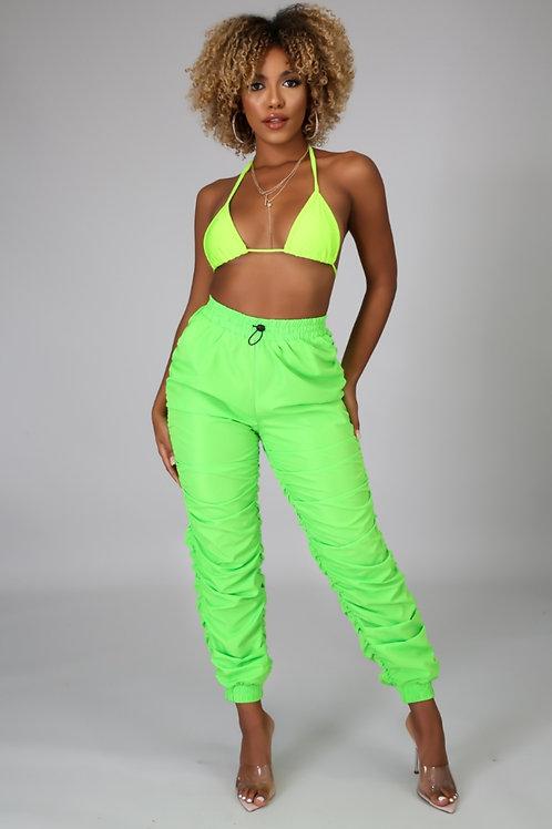 Hot Pants Lime