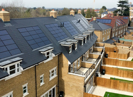 The Relationship Between Solar Power And Energy Efficiency