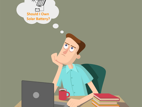 Solar Batteries For Home Use