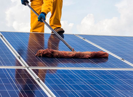 Solar Panel Systems Maintenance & Warranties