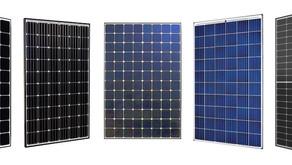 Type of Solar Panels