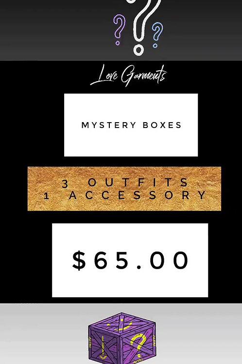 Love Garments' Mystery Box