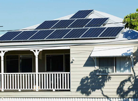 Are You Ready For Rooftop Solar Panels System?