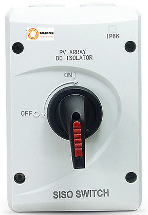 PV DC Isolator Switch