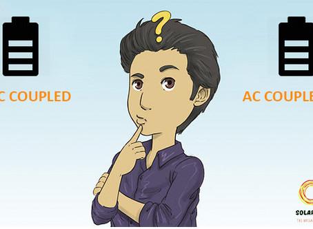 DC vs AC Solar Batteries Coupling