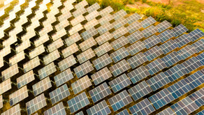 Utility-scale Solar Panel Installations