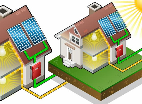 Net Settlement For Home Solar Panels