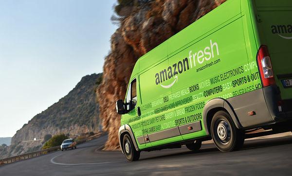 vans for amazon drivers