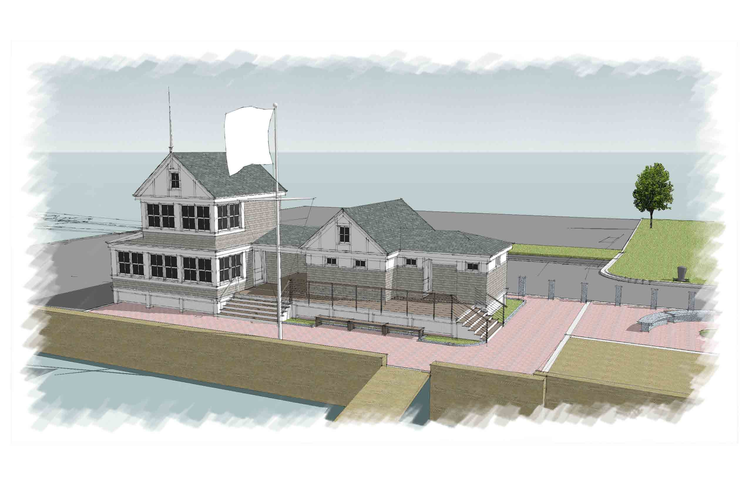 Newburyport Harbormaster Project