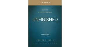 Unfinished (Richard Stearns)