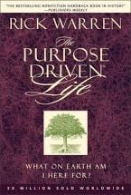 The Purpose Driven Life (Rick Warren)