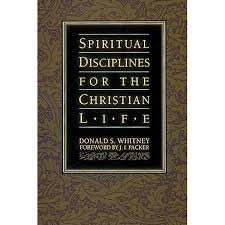 Spiritual Disciplines for the Christian Life - Study Guide (Donald Whitney)