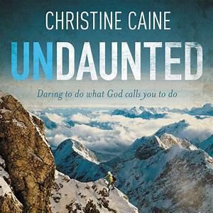 Undaunted (Christine Caine)