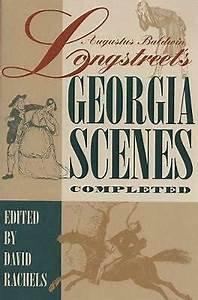 Georgia Scenes (Augustus Baldwin Longstreet)