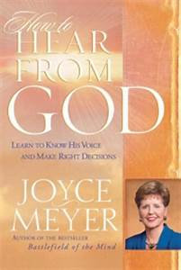 How to Hear from God (Joyce Meyer)