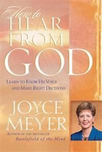 How to Hear from God (Joyce Meyer)