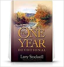 The One Year Devotional (Larry Stock-still)