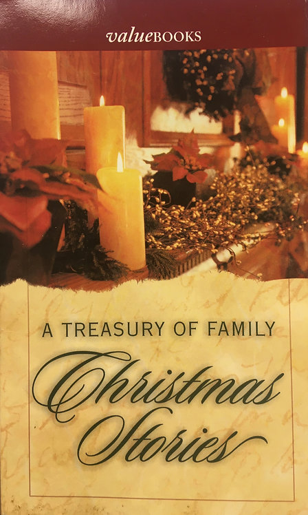 A Treasury of Family Christmas Stories (Various)