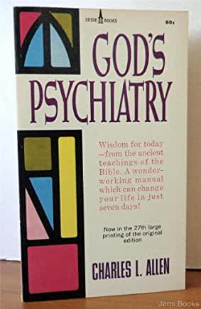 God's Psychiatry (Charles Allen)