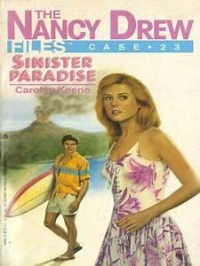 Sinister Paradise (Carolyn Keene)