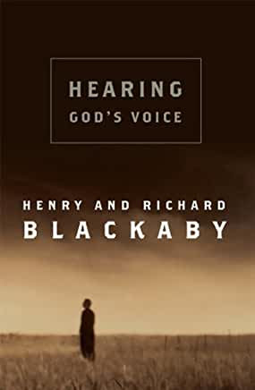 Hearing God's Voice (Henry & Richard Blackaby)