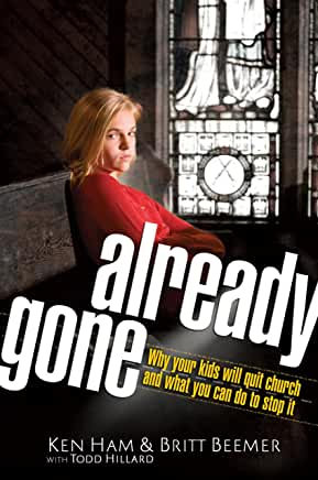 Already Gone (Ken Ham, Brit Beemer)