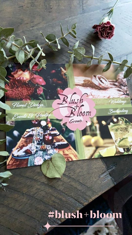 Blush + Bloom Events