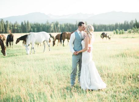 Montana Weddings in a COVID World