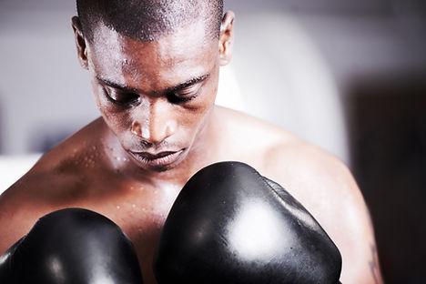 atleet bokser