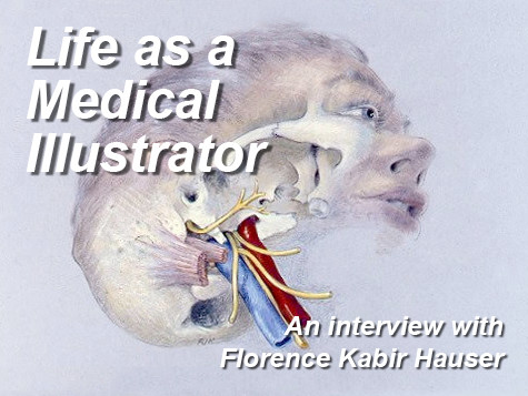 The Life of a Medical Illustrator