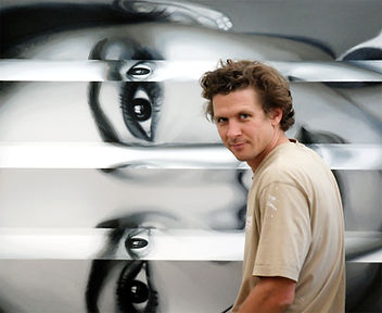 Maxim Wakultschik, Künstler der ART Galerie 7, Köln