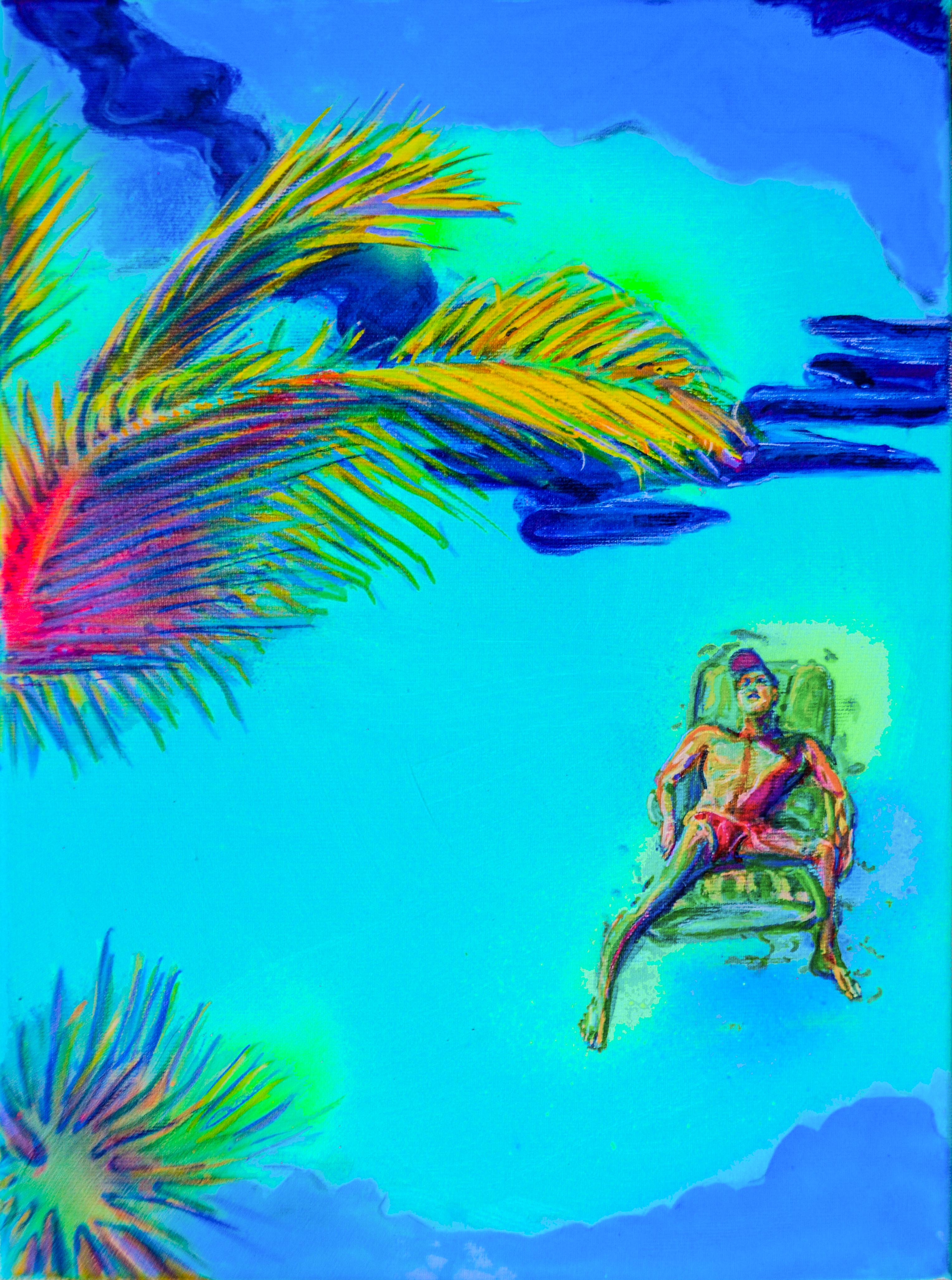 """""""Poolside Memories"""""""